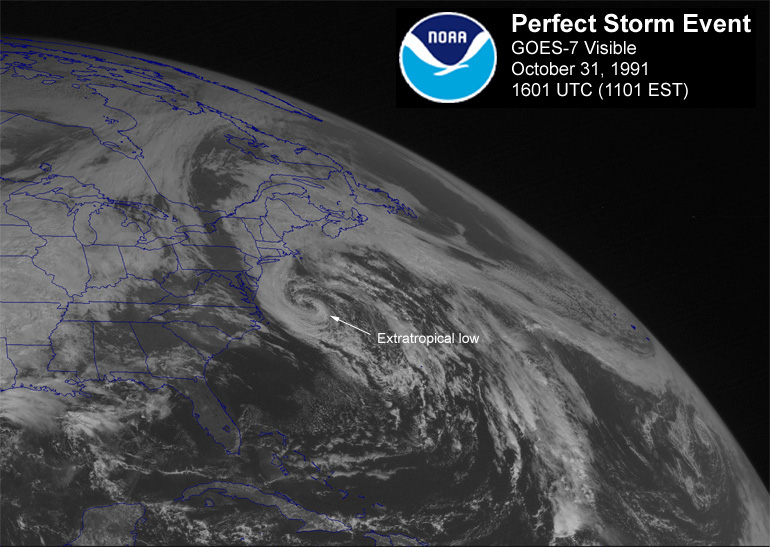 the perfect storm 1991